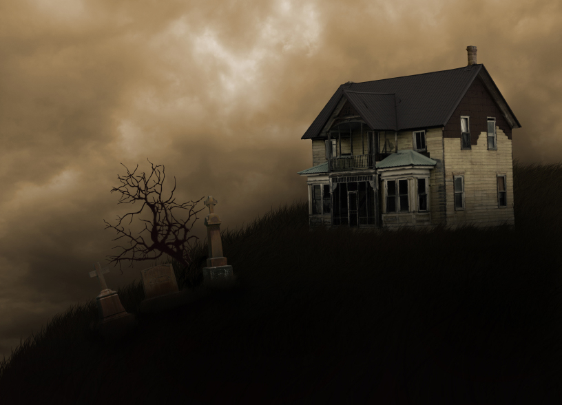 Ever Bought Or Sold A Haunted House Katy City Limits
